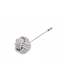 GUNMETAL LAPEL PIN