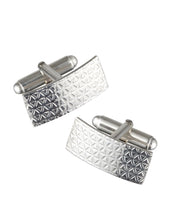 Load image into Gallery viewer, CHEQUERED CUFFLINKS