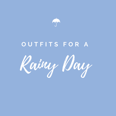 #ootd: It's a rainy day