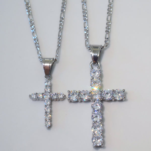 Icy Cross In 2 Sizes