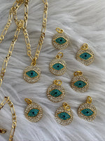 Blue Protective Eye Necklace