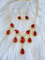 Red Pear Set
