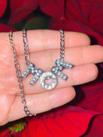 Bling Mom Necklace