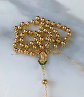 On Sale! Gold Plated Rosary