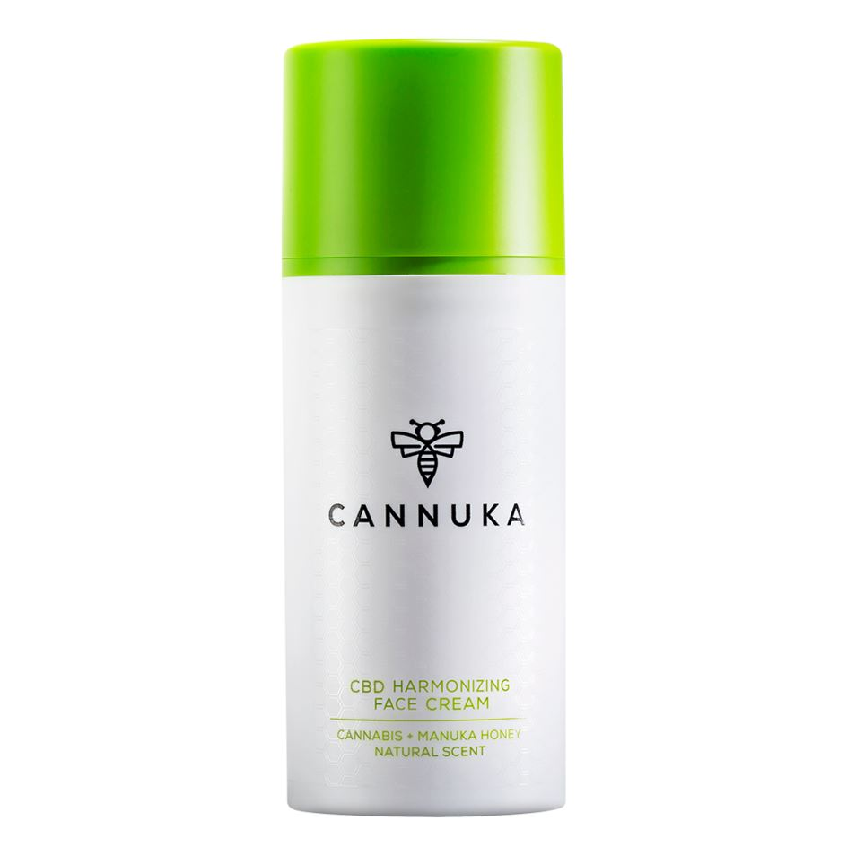 CBD Harmonizing Face Cream Face Cream Cannuka
