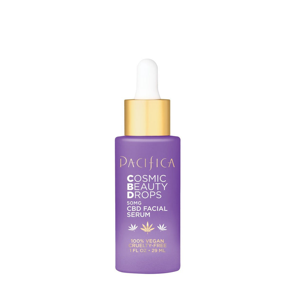 Cosmic Beauty Drops CBD Balancing Serum Skin Serum Pacifica