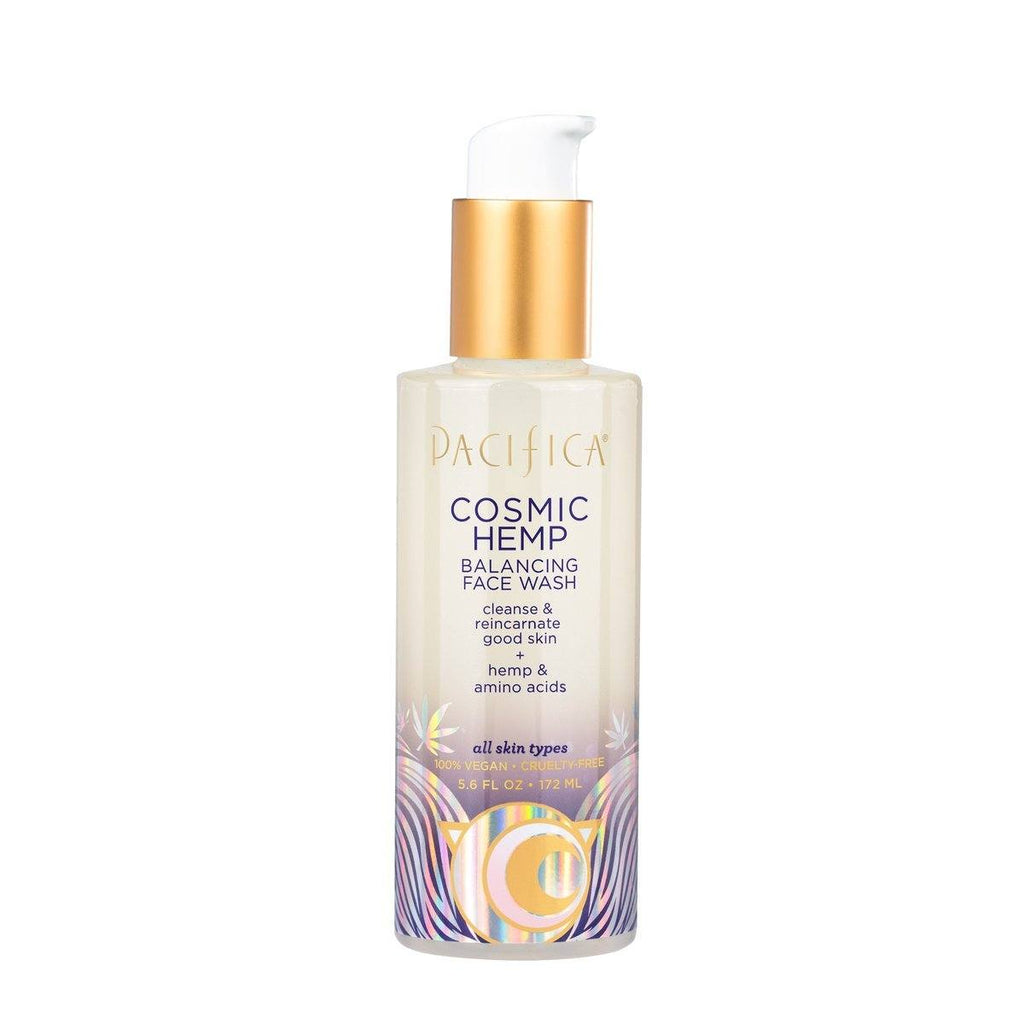 Cosmic Hemp Balancing Face Wash Cleanser Pacifica