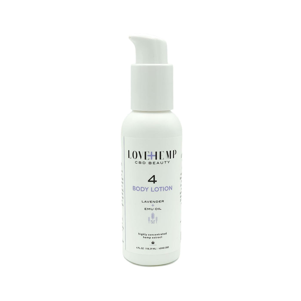 L+H Lotion Lotion Love + Hemp