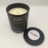 Pure Soy Natural Wax Fig & Vetiver Scented Candle