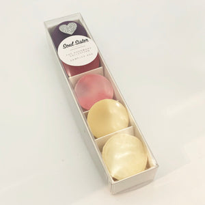 Wax Melts Sampler Tray - The Gourmand Collection
