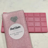 Wax Melt Snap Bar scented BLACK ORCHID MUSK