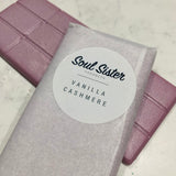Wax Melts Mini Snap VANILLA CASHMERE
