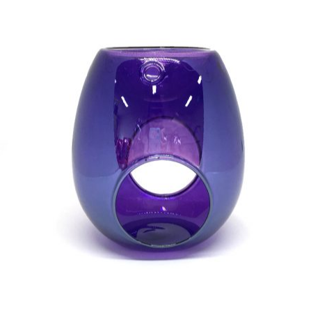 Melt and Oil Burner Pearl Purple