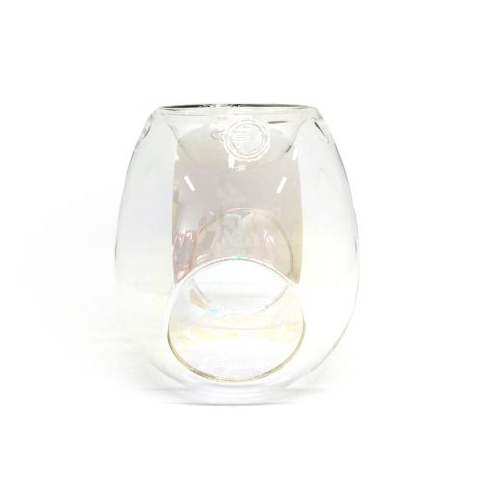 Melt and Oil Burner Pearl Clear