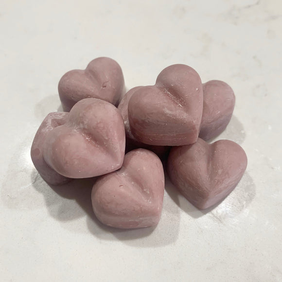 Wax Melts Shapes Pack of 8 Heart Shape Wax Melts GINGERBREAD BAKERY