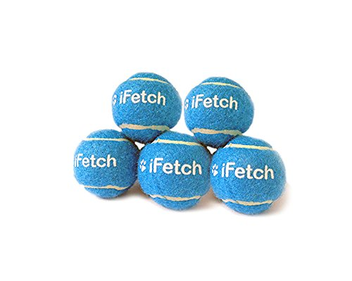 iFetch Mini Tennis Balls, Small - Petizon