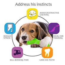 Load image into Gallery viewer, oneisall Durable Dog Chew Toys Bone Chew Toy for Aggressive Chewers— Indestructible Puppy Toys for Large Dogs M - Petizon