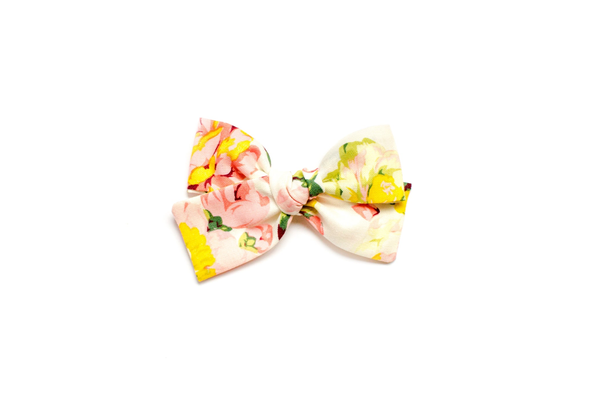 Antique Rose - Hand Tied Bow