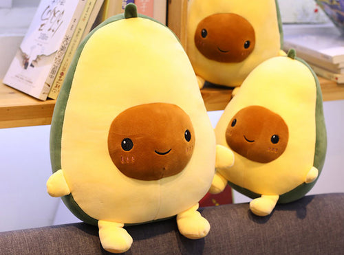 Cute Avocado  Plush Toy