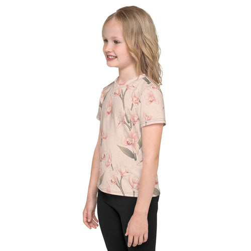 Orchid Peach kids T-shirt