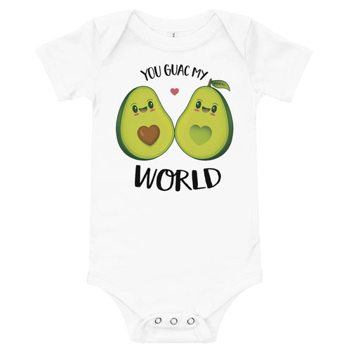 You Guac My World Onesie