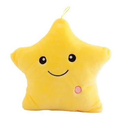 Glowing Star LED Plush