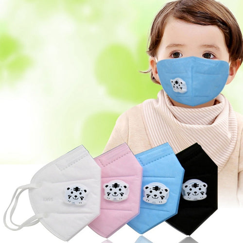 Mr Tigers Disposable Anti-Flu Face Mask with Respirator