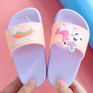 Unicorn baby Slippers
