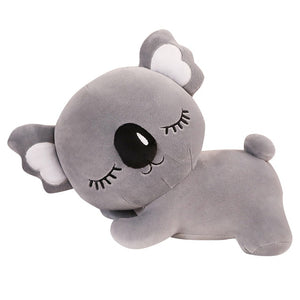 soft sleeping koala bear plush toy