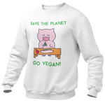 Sweat végan <br> Save The Planet Go Vegan!
