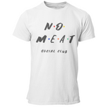 T-Shirt végan <br> No Meat