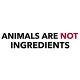 Hoodie végan <br> Animals Are Not Ingredients