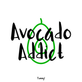 Sweat végan <br> Avocado Addict