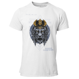 T-Shirt végan <br> Vegan Lion King