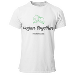 Vegan T-Shirt <br> Vegan Together