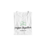 T-Shirt végan <br> Vegan Together