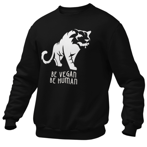 Sweat végan <br> Be Vegan Be Human