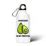 Gourde végan <br> Avocado Is My Protein