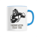 Mug végan <br> I Deserve Better Than This