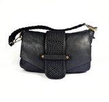 Leather clutch MARCELA - Republica Toscana Bags