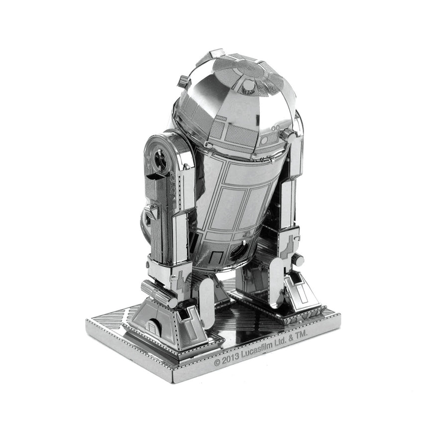 R2-D2 Star Wars 3D Model Kit - Metal Earth