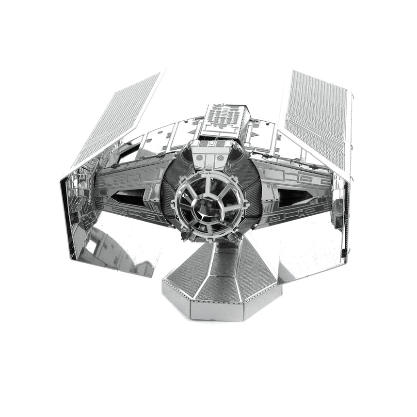 Darth Vader's TIE Fighter Star Wars 3D Model Kit - Metal Earth