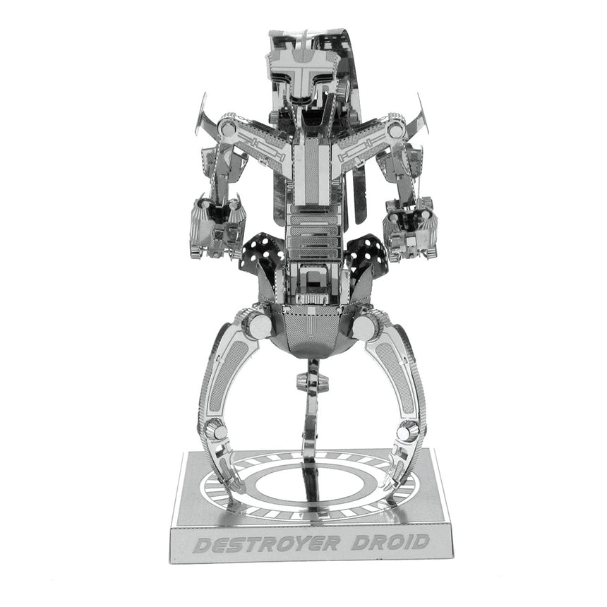 Destroyer Droid Star Wars 3D Model Kit - Metal Earth