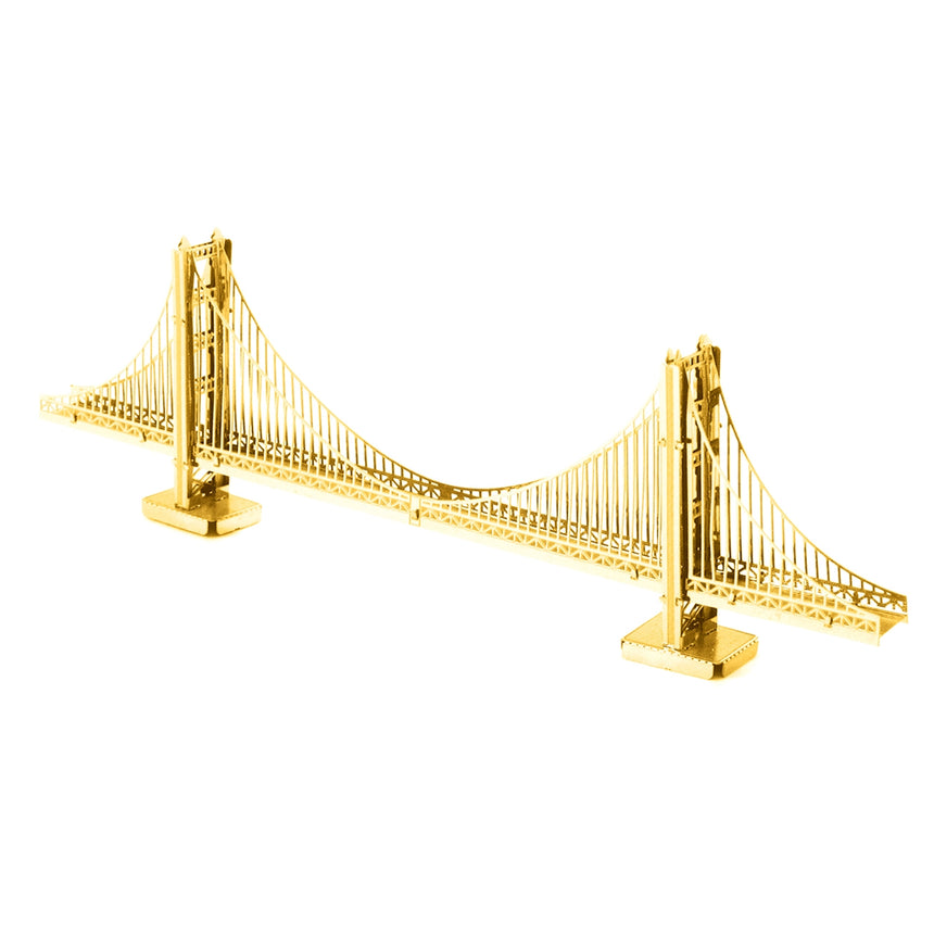 Golden Gate 3D Model Kit - Metal Earth