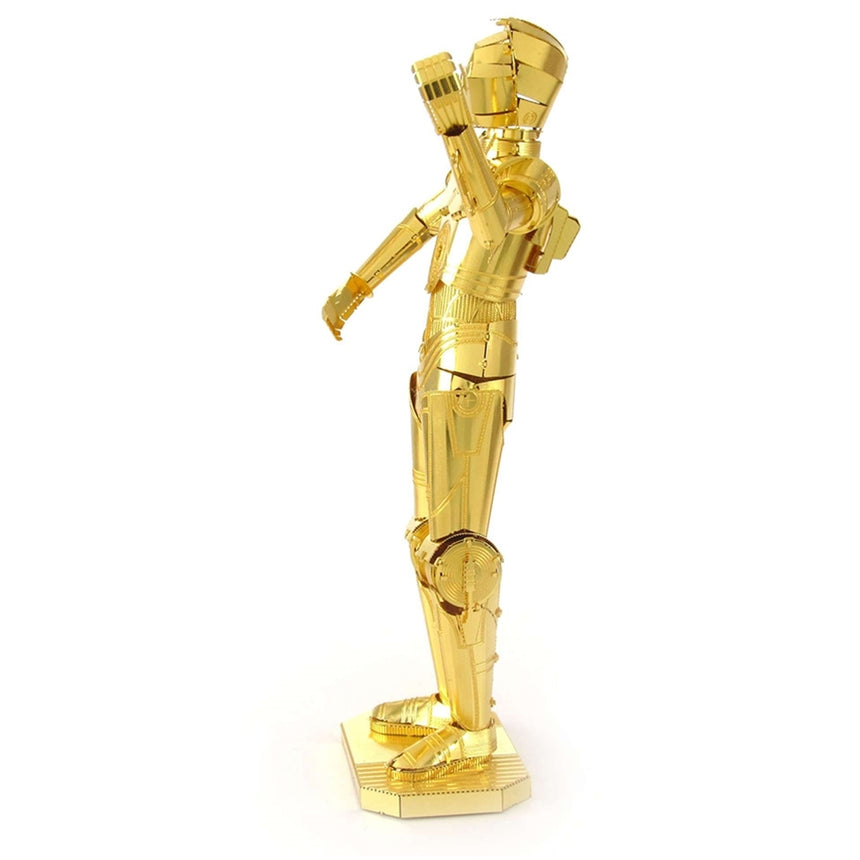 C-3PO Star Wars 3D Model Kit - Metal Earth