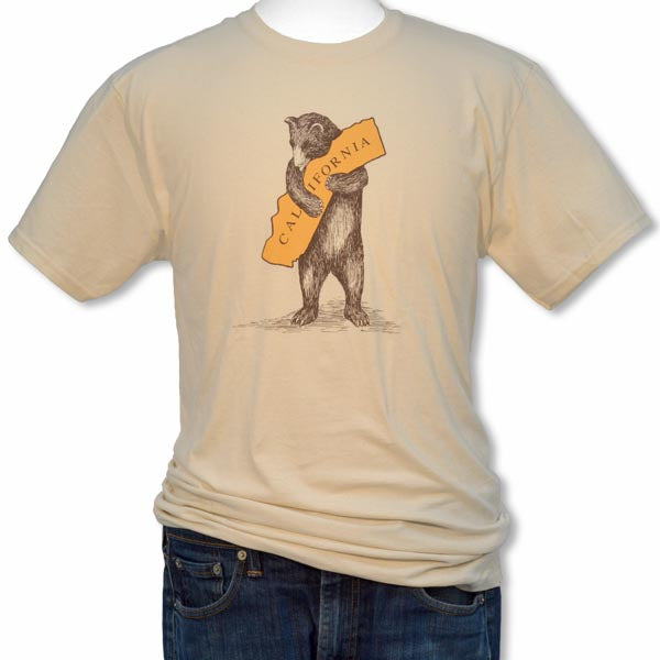 California Bear Hug Men's Tee