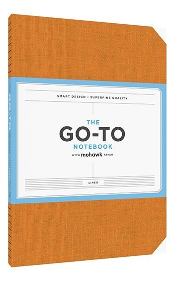 Go-To Notebook Orange