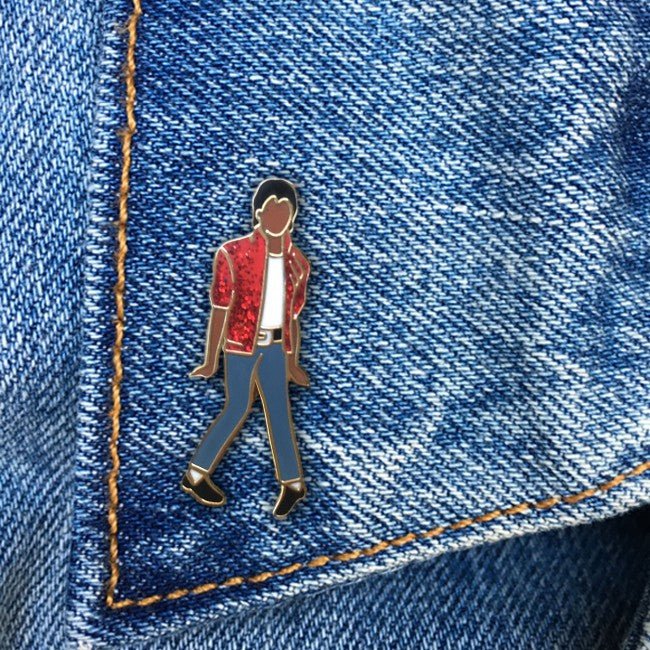The Found MJ Pin