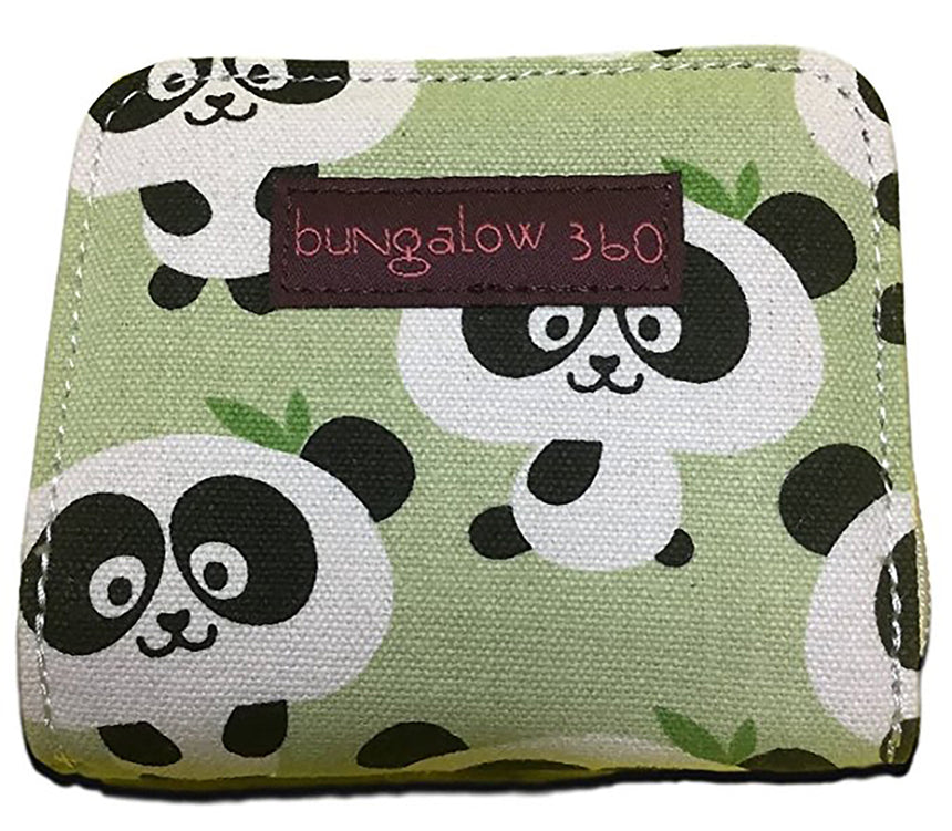 Panda Billfold Wallet