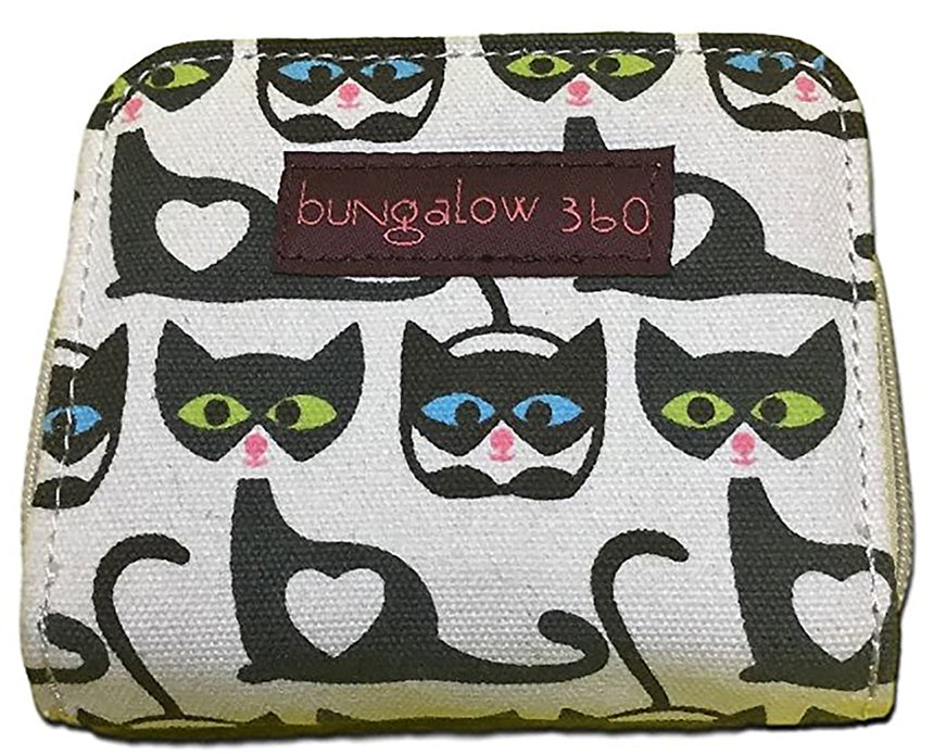Cat Billfold Wallet